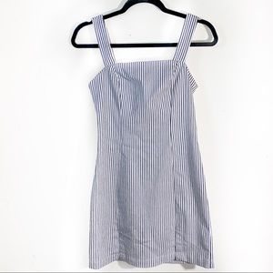 [Forever 21] Striped Woven Tank Dress - S